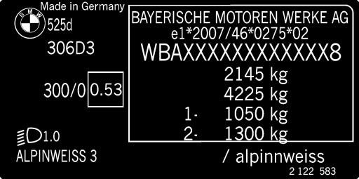 Jak sprawdzić kod silnika w BMW?